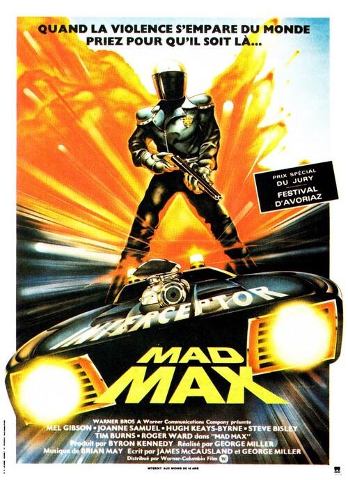 Musique de Mad Max 1 (1979)