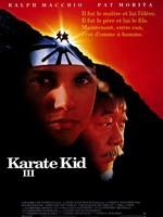 Karaté Kid 3 affiche