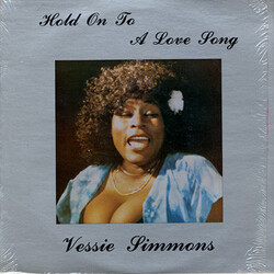 Vessie Simmons - Hold On To A Love Song - Complete LP