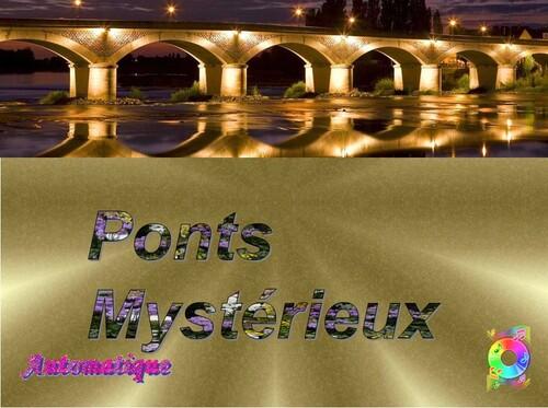 ponts mystérieux