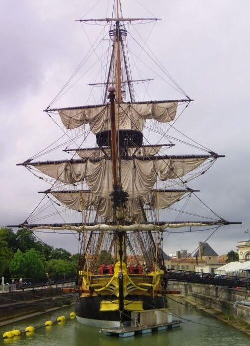 Croisière La Rochelle juin 2014
