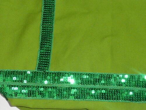 Couture : les sacs à paillettes
