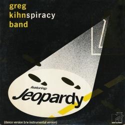 Greg Khin Band - Jeopardy