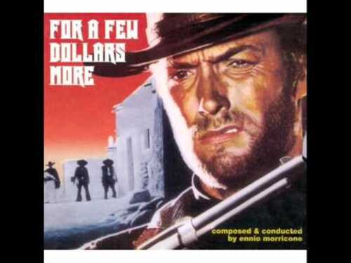 MONTENEGRO, Hugo - For a Few Dollars More (Orchestres Pop)