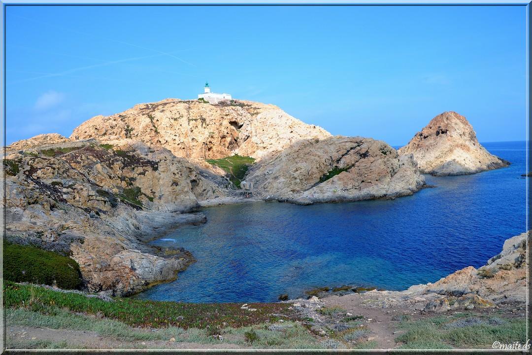 L'Île de la Pietra - Ile-Rousse - Corse - 26 juillet 2014