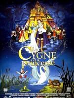 Le Cygne et la Princesse affiche