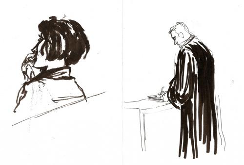 L'atelier s'invite au tribunal