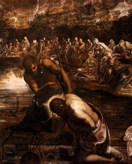Fichier:Jacopo Tintoretto - The Baptism of Christ (detail) - WGA22553.jpg —  Wikipédia