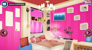 Jouer à Makeover girl room escape