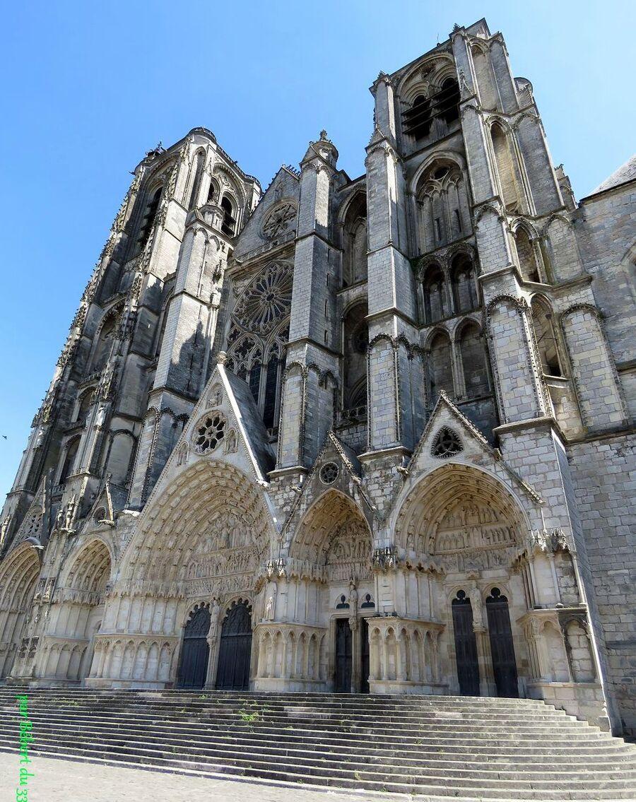 Bourges dans le Cher