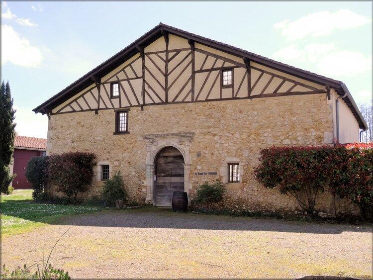 Le temple extra muros de La Bastide d'Armagnac