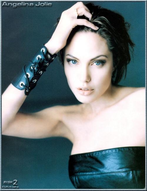 * Angelina Jolie