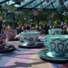 Disneyland Tasses d'Alice