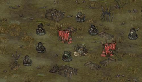 BIG NEWS : Battle Brothers, DLC Blazing Deserts, environnements de localisation*