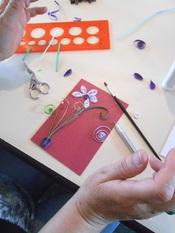 Ateliers Fil et Papier et Quilling