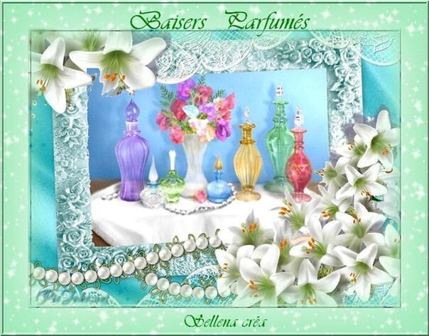 Baisers Parfumés