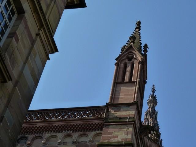 Cathédrale de Strasbourg 3 Marc de Metz 2011