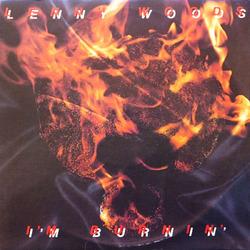 Lenny Woods - I'm Burnin' - Complete LP