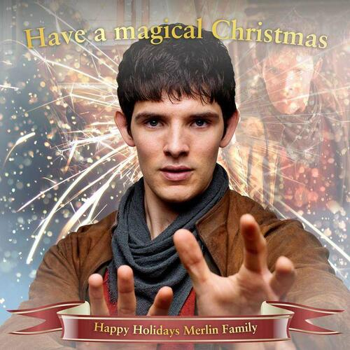 Day 23 : Who is your favorite Merlin character?