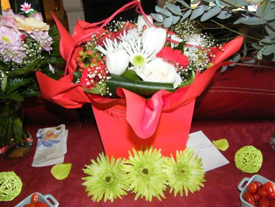 Le Bouquet du Vendredi + Une Recette Nigella Lawson (Anglaise)