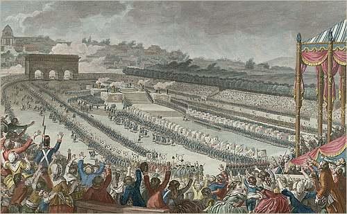 Pourquoi la fête nationale française est-elle célébrée le 14 juillet ?