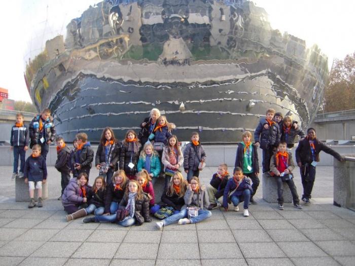 Voyage à Paris : Infos aux parents et amis