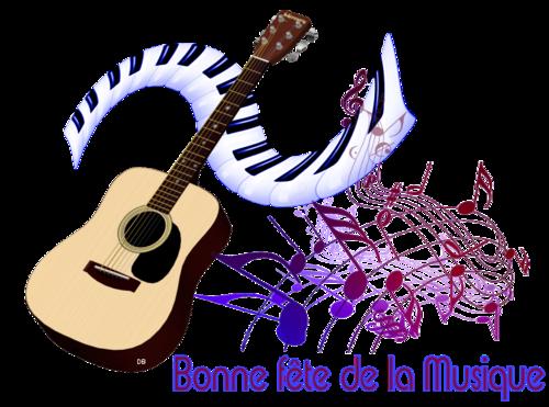 Fête de la musique !!!!!!!!!!