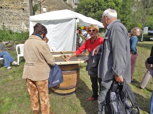 """Le """"Fantastic Picnic"""", l' animation proposée par l'Office du Tourisme du Pays Châtillonnais, a eu un très grand succès !"""