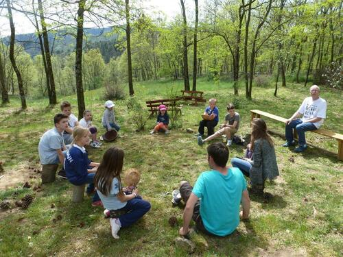 "Ateliers ""Land Art"" du 23 avril"