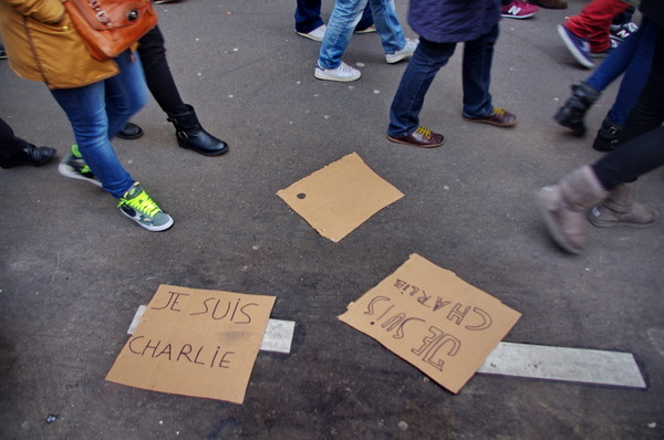 Nous sommes CHARLIE - 2