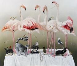 L'album des bruits: les oeuvres de Keith Bergin et le cri de Munch