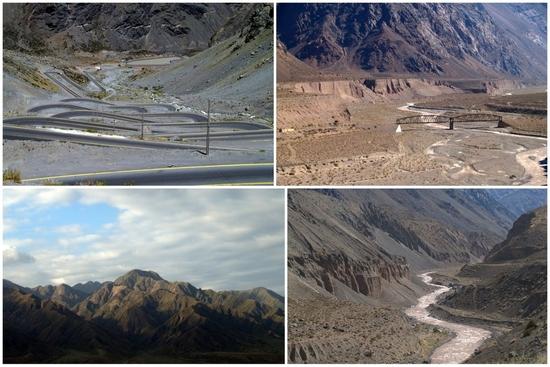 05 Cordilière des Andes