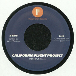 California Flight Project - Dance On It