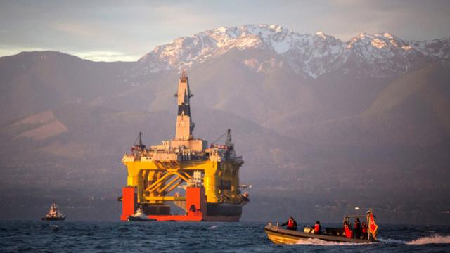 Shell annonce l'arrêt de ses forages en Alaska