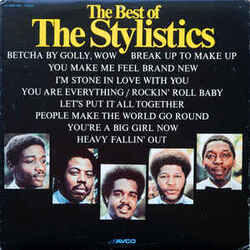 The Stylistics - The Best Of - Complete LP