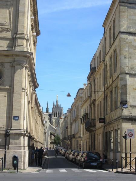 Un parc à Bordeaux