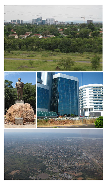 Blog de lisezmoi :Hello! Bienvenue sur mon blog!, Le Bostwana : Gaborone