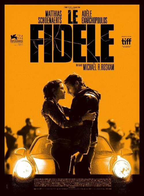 LE FIDELE (Le teaser) avec Adèle Exarchopoulos et Matthias Schoenaerts - Le 1er novembre 2017 au cinéma