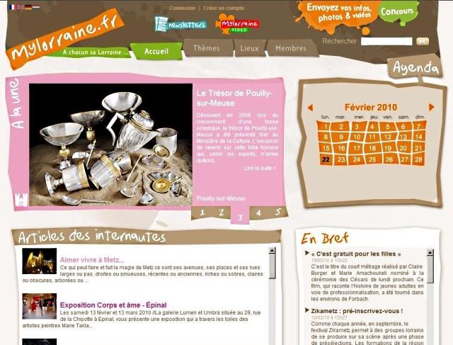 Bannière Lorraine à découvrir et à partager 23 02 2010