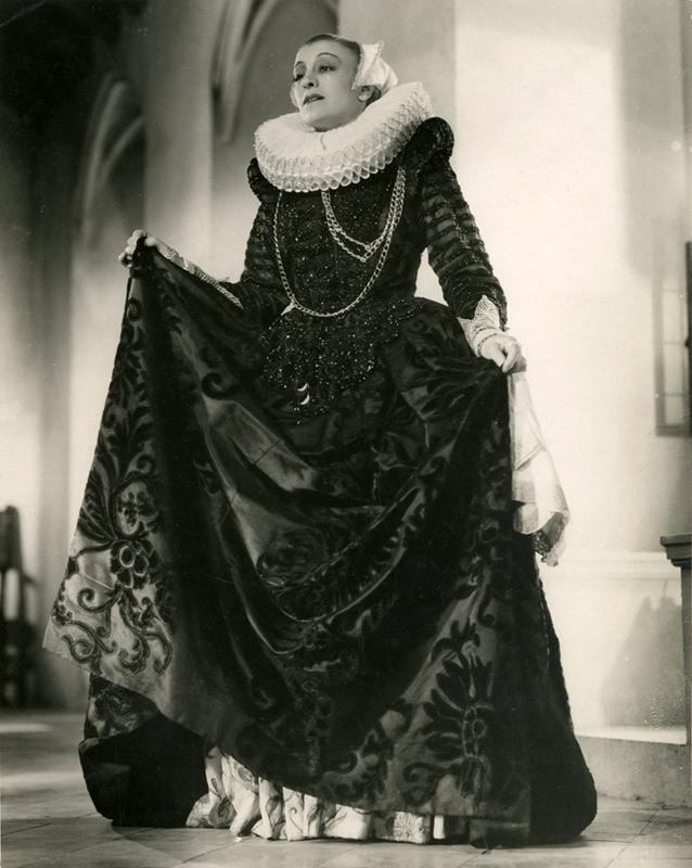 Françoise Rosay / DR