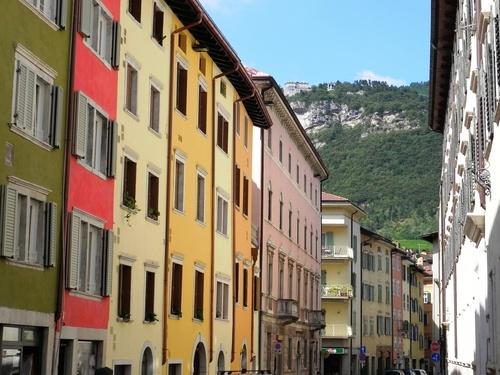 Trente - la ville du Concile - en italie (photos)