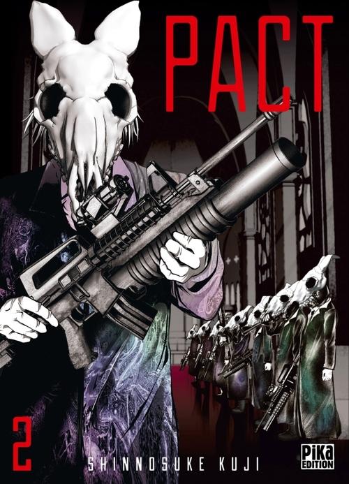 Pact - Tome 02 - Shinosuke Kuji