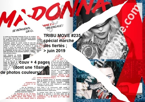 TRIBU MOVE, juin 2019