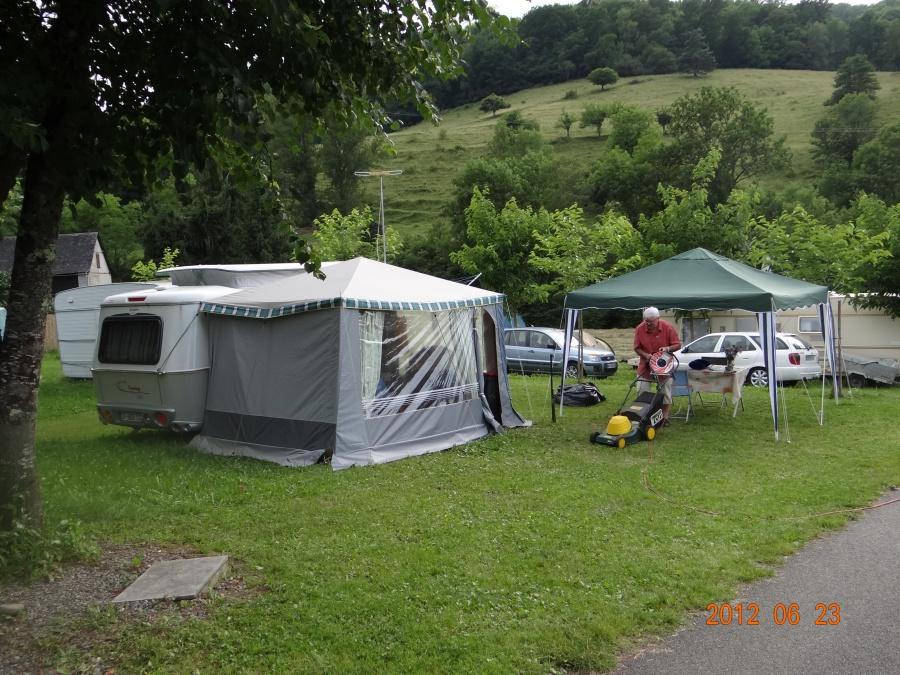 Notre camping en Ariège