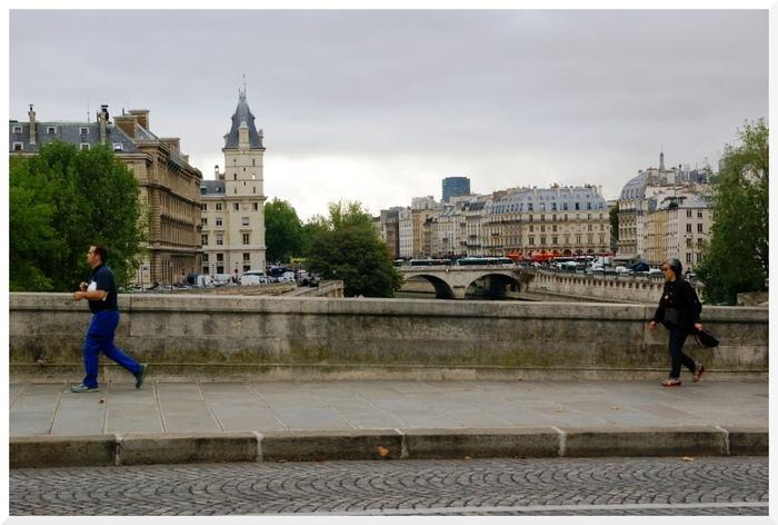 Flâner à Paris. De Saint-Michel au Musée d'Orsay.