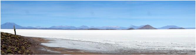 Désert de sel et lagunes colorées du 1er au 7 mai