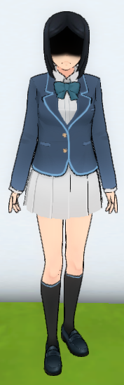 [Old Yandere Simulator] Music Club Uniform