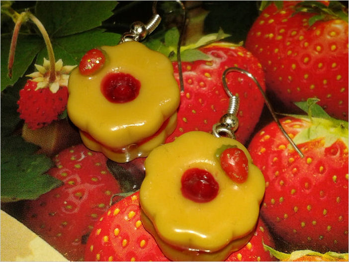 Envie de fraise.... et d'agrume
