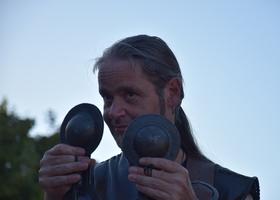 Rohan au davul et percussions