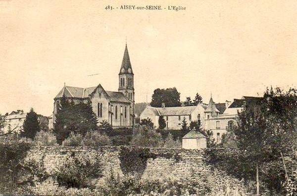 Souvenirs de Pierre Roy : les funérailles à Aisey sur Seine au XIXème siècle
